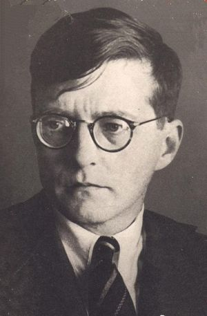 Шостакович Дмитрий